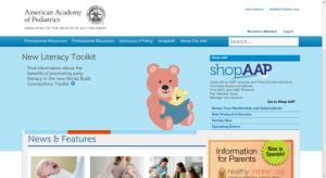 American Academy Pediatrics